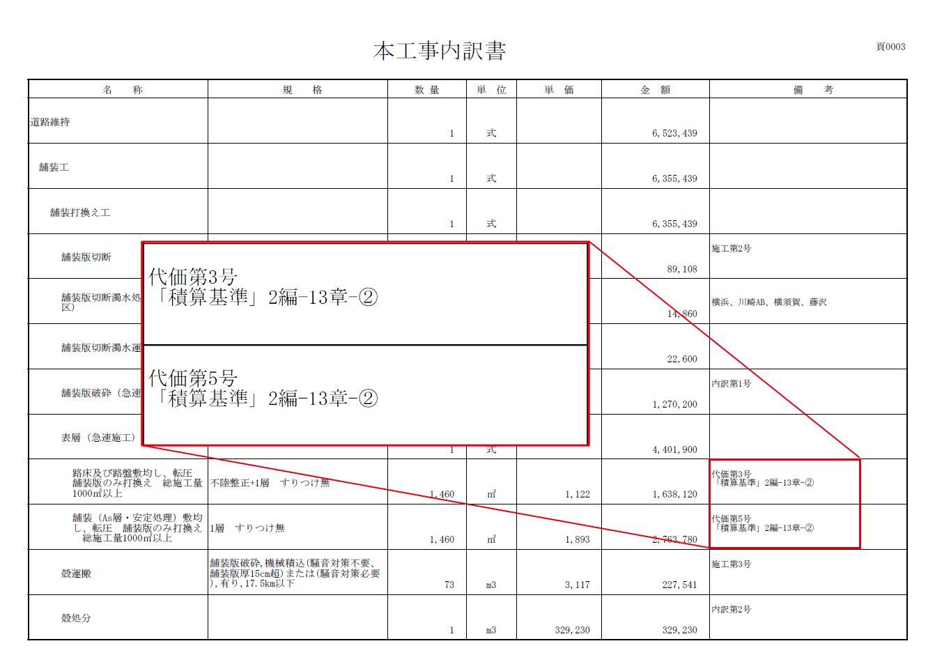 基準 国交 省 積算