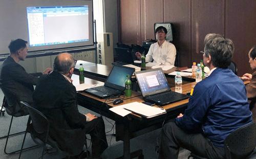 平成31年1月17日 積算ソフト「頂」の代理店勉強会